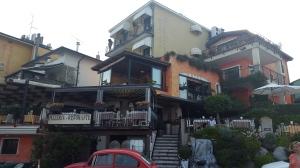 Hotell Belvedere i Sirmione Gardasjøen