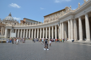 Vatikanet. For en plass