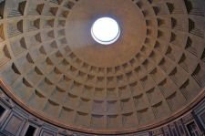 Inne i Pantheon